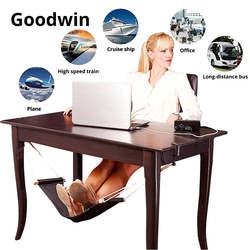 Feistel стол гамак для ног ногой стул Уход Инструмент гамак для ног открытый остальные Cot Портативный офисные гамак для ног Мини опора для стоп