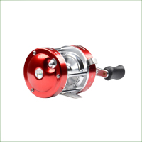 CL30 Right Handle Fishing Bait Casting Reel Trolling Reel Ratio 5 0 1 Metal Boat Drum