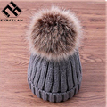 Hot Sell Winter Hat For Women Hat Cap Skullies Beanies For Women Knitted Cap Warm Hat Beanies Fashion Cap Free Shipping