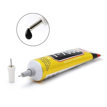 15ml T-7000 More Powerful New Epoxy Resin Adhesive T7000 Black Liquid Glue Super Sealant Handset Touch Screen Rack Maintenance Liquid Glue