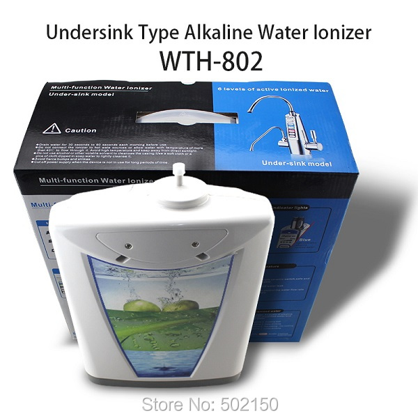 better quality daily drinking & cooking water WTH-802 from alkaline water ionizer hydrogen water machine and water ionizer wth 802