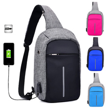 Sports USB Interface Nylon Table Laptop Notebook Shoulder Bags Case Messenger for Ipad Air 1 2 mini 3 4 Men Women