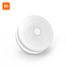 Original Xiaomi Mi Gateway 2 Smart Home Kit Multi functional Gateway Work with Mi Door Sensor and Camera Temperature Sensor