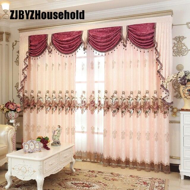 Aliexpress.com: Comprar Nuevas cortinas para comedor sala de estar ...