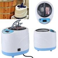 2L фумигации машина дома пароход парогенератор для сауны спа-палатка терапия для тела Подходит для бочки, кухня нагрева
