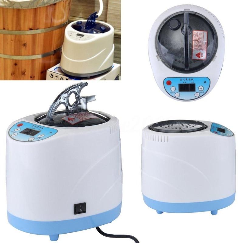 Gerador Para Gerador de Sauna A Vapor Sauna Fumigação Máquina 2L Casa Steamer Terapia Apropriada para barris cozinha aquecimento