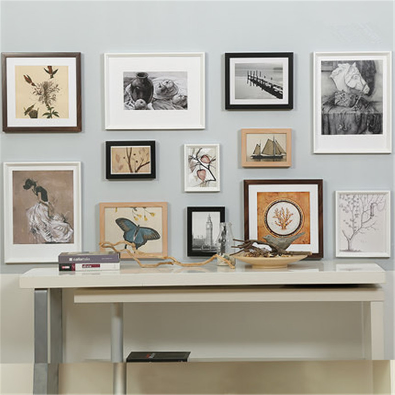 Frames for pictures cheap rustic rustic photo for Frame per foto