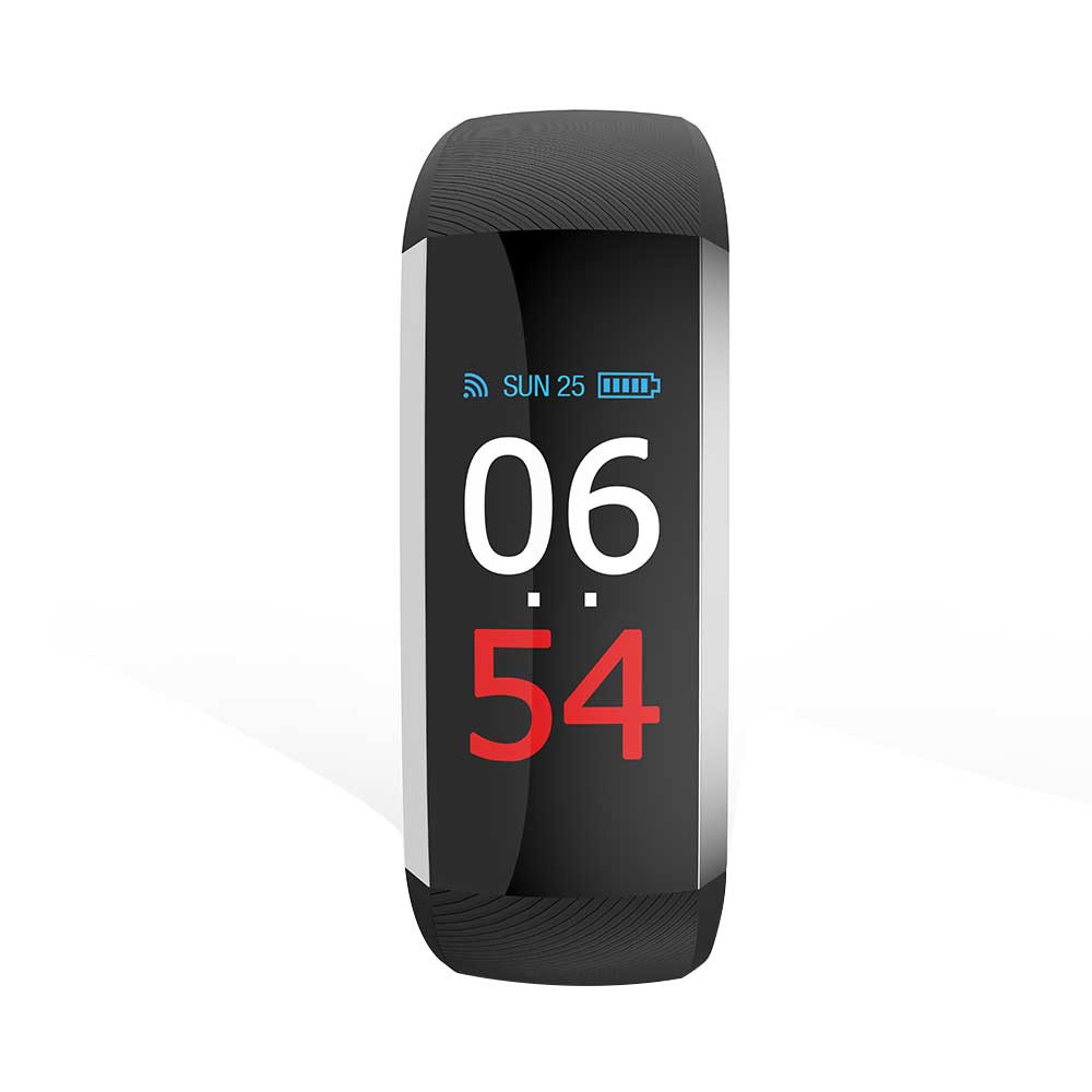 Best Price G19 Smart Bracelet Heart Rate Blood Pressure Oxygen Sports Bracelet Dropshipping 2018