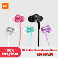 Xiaomi Original Mi Piston Basic Edition Earphone Newest And Most Cost Effective For IPhone Samsung Mi