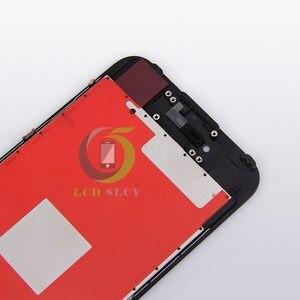 Image 5 - 10 Teile/los Perfekte 3D Touch AAA Display Touchscreen Schwarz oder Weiß für iPhone 8 LCD ersatz assembly Kostenloser versand DHL
