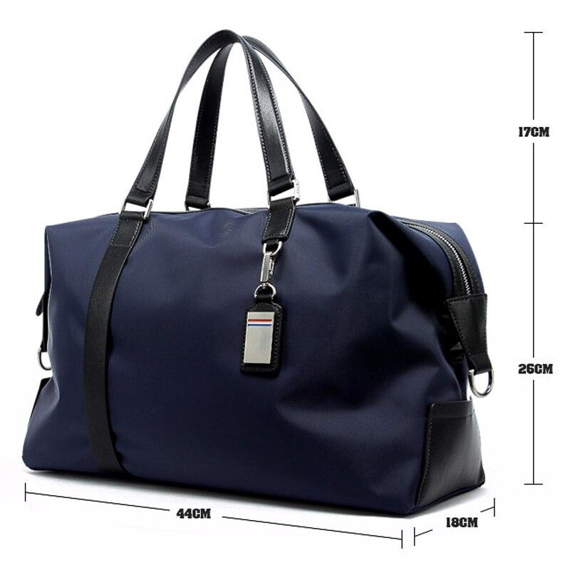 BOPAI Männer Reisetasche Große Kapazität Multifunktionale Hand Tasche Tote Schulter Reisetaschen Gepäck Weibliche Wasserdichte Duffle Handtasche-in Reisetaschen aus Gepäck & Taschen bei  Gruppe 2