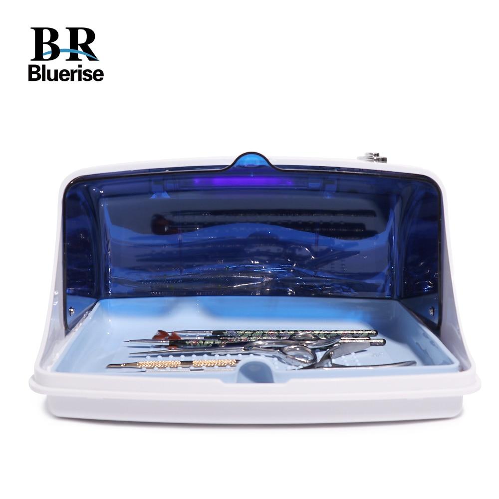 UV Sterylizator Manicure Narzędzia Sterylizator Box Machine - Sztuka zdobienia paznokci - Zdjęcie 2
