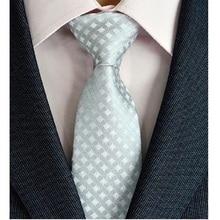 New Arrivel Paisley Ties For Men Classic Silk Jacquard weave Wedding Neck Business Neckties 8cm Corbatas Hombre 2016