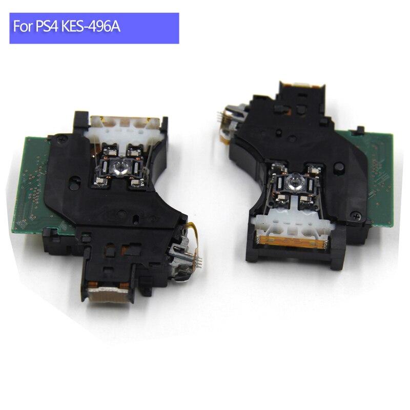 5 pièces Original nouveau capteur optique KES 496A Laser Len KES-496A KES496A remplacement pour PS4 1200 nouvelle Version Console de jeu