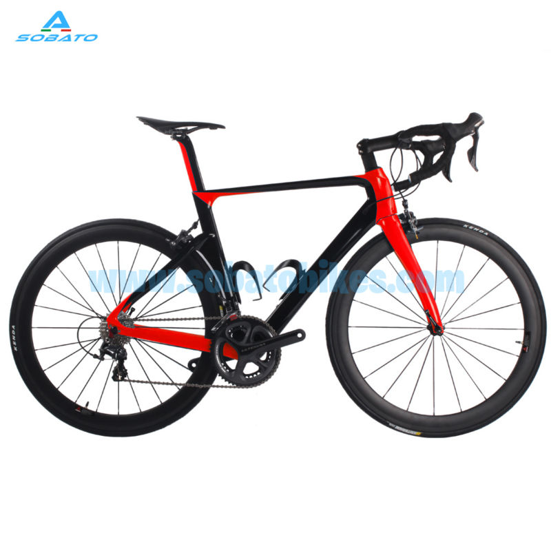 Sobato Brand New RAA Bicicleta 22 Speeds Road Bike Bicycles 700C Road Bicycle Full Carbon Road bicycle Disk Break Cycling цена 2017