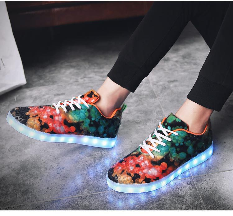Led Sneakers Mistery 11