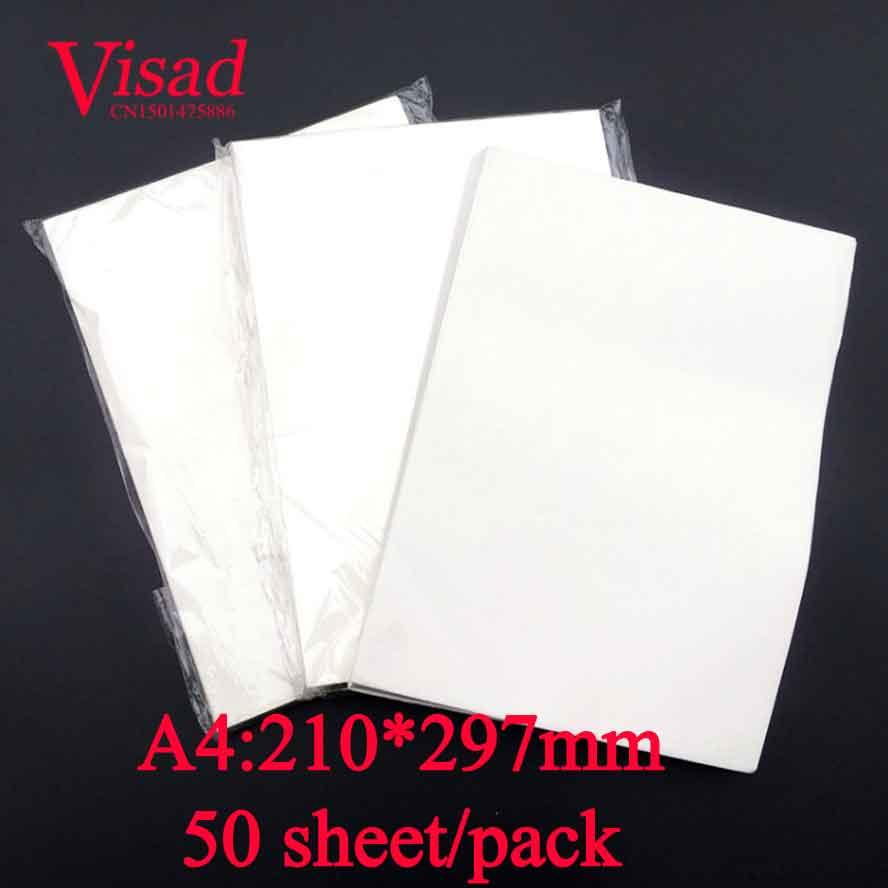 21*29,7 см белая бумага для рисования A4 копировальная бумага для печати рисовая бумага для печати xuan бумага - Габаритные размеры: 50 sheet A4