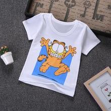 baby boy short sleeve t-shirt cartoon