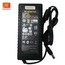 Adaptateur cc ca 24V 3A alimentation 72W adaptateur chargeur transformateur 3A pour LED bande lumineuse CCTV caméra avec puce IC