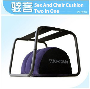 ФОТО Toughage Decadence Bounce Weightless Sex Stool / Multifunction Sex Seat Set Male and female masturbation Adult Sex Toys