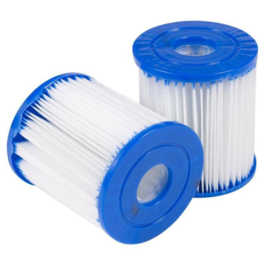 Filter Core Für Elektrische Filter Pumpe 1 Stück Für Bestway Ersatz Filter Patrone Schwimmbad Pumpe Easy Set Up 35