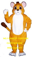 Lion Cub mascot costume wholesale for sale cartoon yellow lion cub theme anime cosplay costumes carnival fancy dress kits 2731