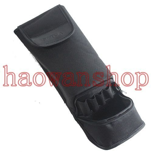 Flashgun Flash Case Protector Pouch Cover Can take the diffuser and batteries for Canon 430EX 580EX 430EX II 580EX II