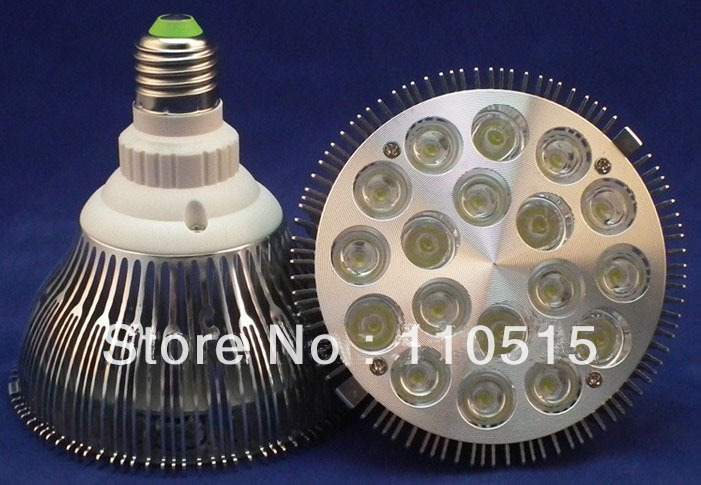 ultra bright cree e27 par20 par30 par38 led flood light bulb lamp 86265v 9w