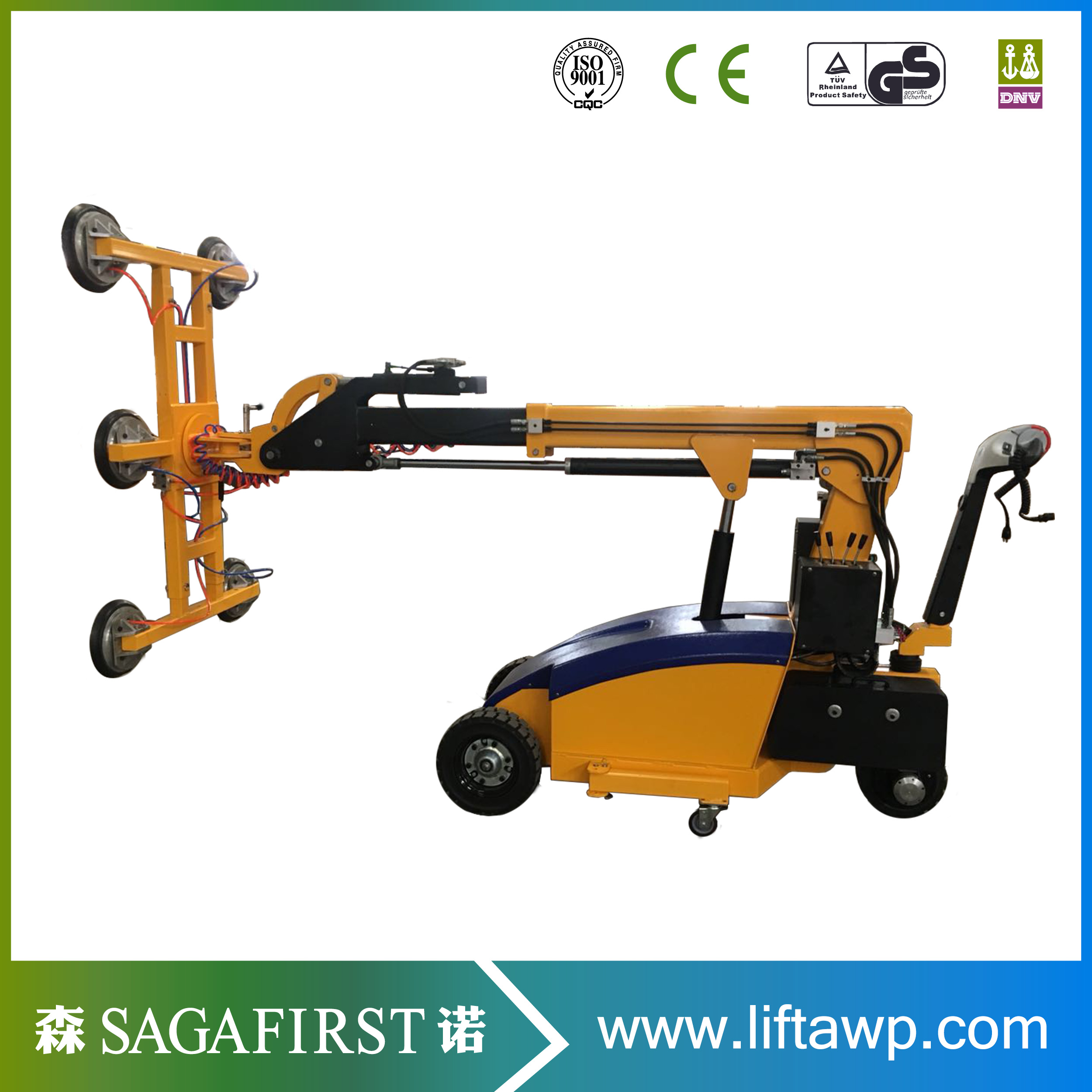 Vacuum Lifting Glass Lifting Equipment