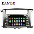 1024*600 Авторадио Android 5.11 Dvd-плеер Автомобиля Для Toyota Land Cruiser 100 Lexus 470 Automotivo Магнитола GPS навигатор