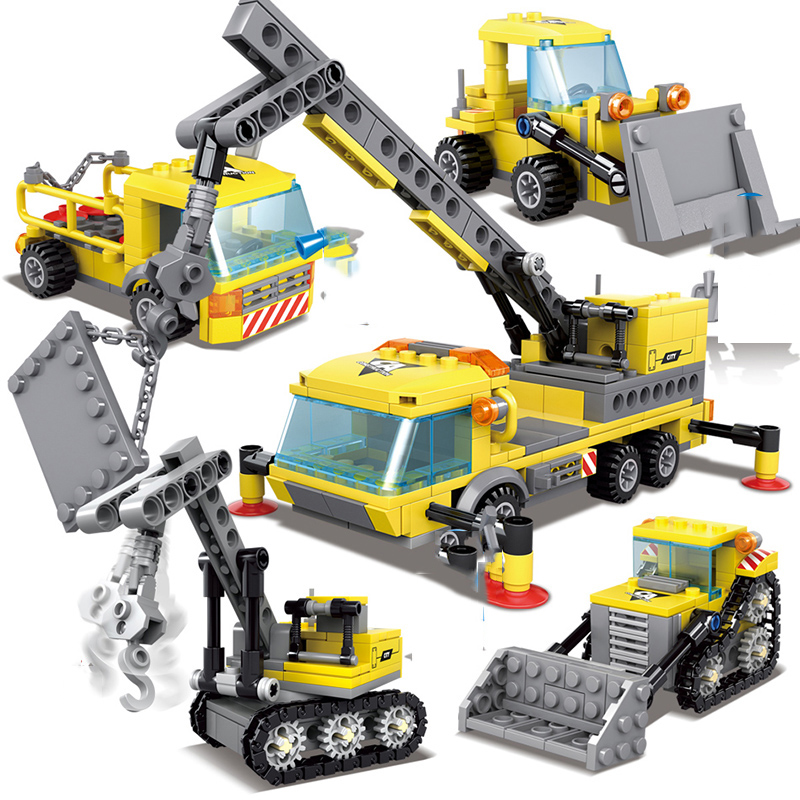 4-in1-City-Construction-Engineering-Excavator-Vehicles-Bulldozer-Building-Blocks-Technic-Bricks-Children-Educational-Toys-Gifts (1)