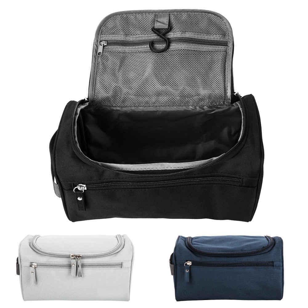 Мужская и Женская водонепроницаемая сумка-косметичка на молнии, косметичка, косметичка для косметики, органайзер для туалетных принадлежностей, сумка для хранения, дорожная сумка для мытья