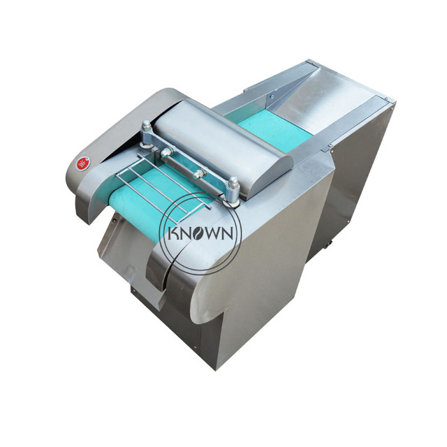 cheap industrial electric vegetable processing machinery automatic fresh vegetable cutting machine leafy greens cutter