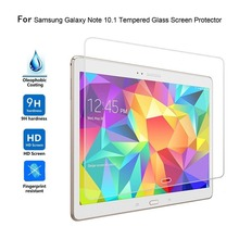 Tempered Glass Screen Protector for Samsung Galaxy Note 10.1 SM-P600 P601 2014 Tempered Glass For Galaxy Tab Pro 10.1