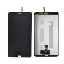 Full LCD Display Panel + Touch Screen Digitizer Glass Assembly Replacement for black Samsung Galaxy Tab Pro 8.4 T321 T325