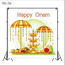 Yeele Happy Onam Food Party Festival Birthday New Year Photographic Backgrounds Wallpapers Photography Backdrop For Photo Studio