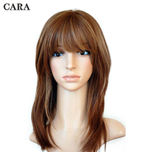 Kosher Jewish Wig Silk Base Lace Front Human Hair Wigs With Baby Hair European Virgin Hair Wig Short Frontal Wig CARA Hair
