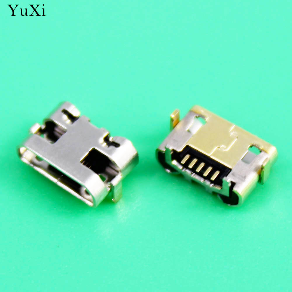 US $0 79 20% OFF YuXi Micro USB jack connector For Huawei Y5 II CUN L01/  For Amazon Kindle Fire 5th Gen SV98LN USB Socket Port Plug-in Mobile Phone