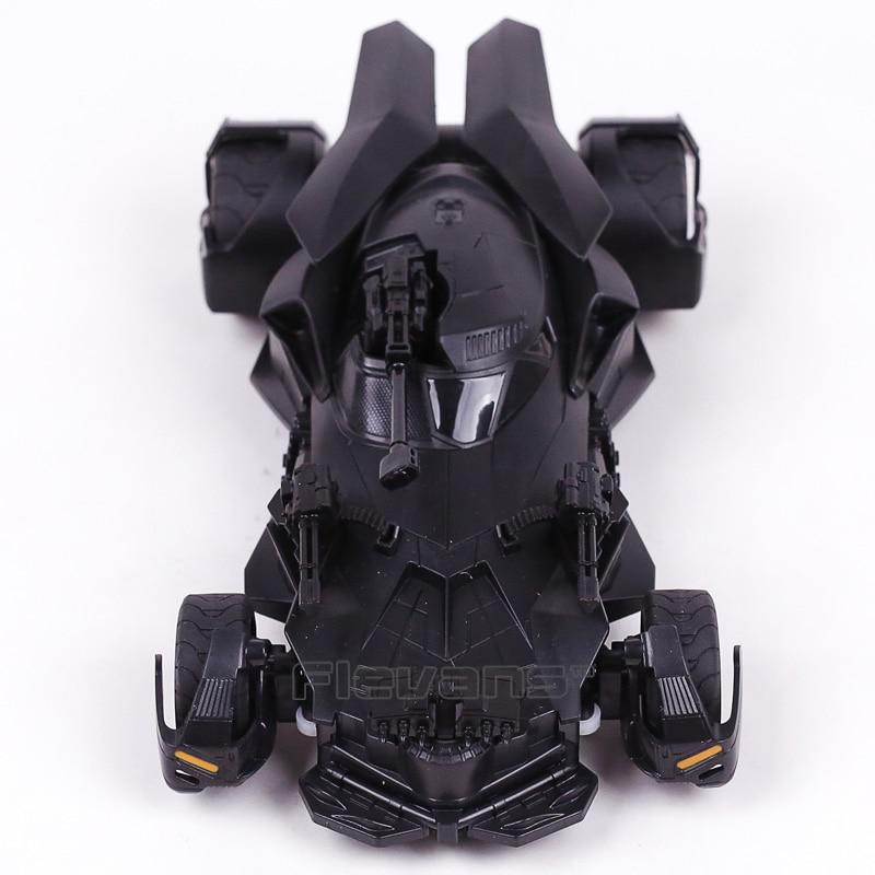 DC Justice League Batman 1:18 RC Batmobile PVC Action Figure Collectible Model Toy Gift 1 18 scale 1995 batman forever batmobile by hot wheels