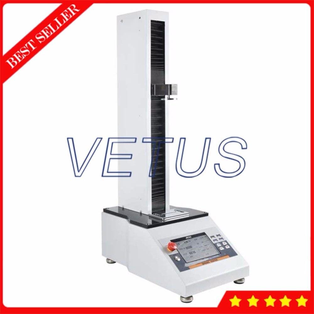 Willensstark Ael-a-10 Voll Automatische Manuelle Modus Motorisierte Test Stand Mit Zug Kompression Prüfmaschine Messung Instrument Niedriger Preis