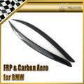 Автомобильный Стайлинг для BMW 2008-2013 E92 E93 купе  углеродное волокно  фара для бровей и век
