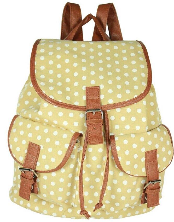 stacy bag hot sale women printing bakcpack female canvas pocket vintage backpack lady casual bag student school bag leisure bag