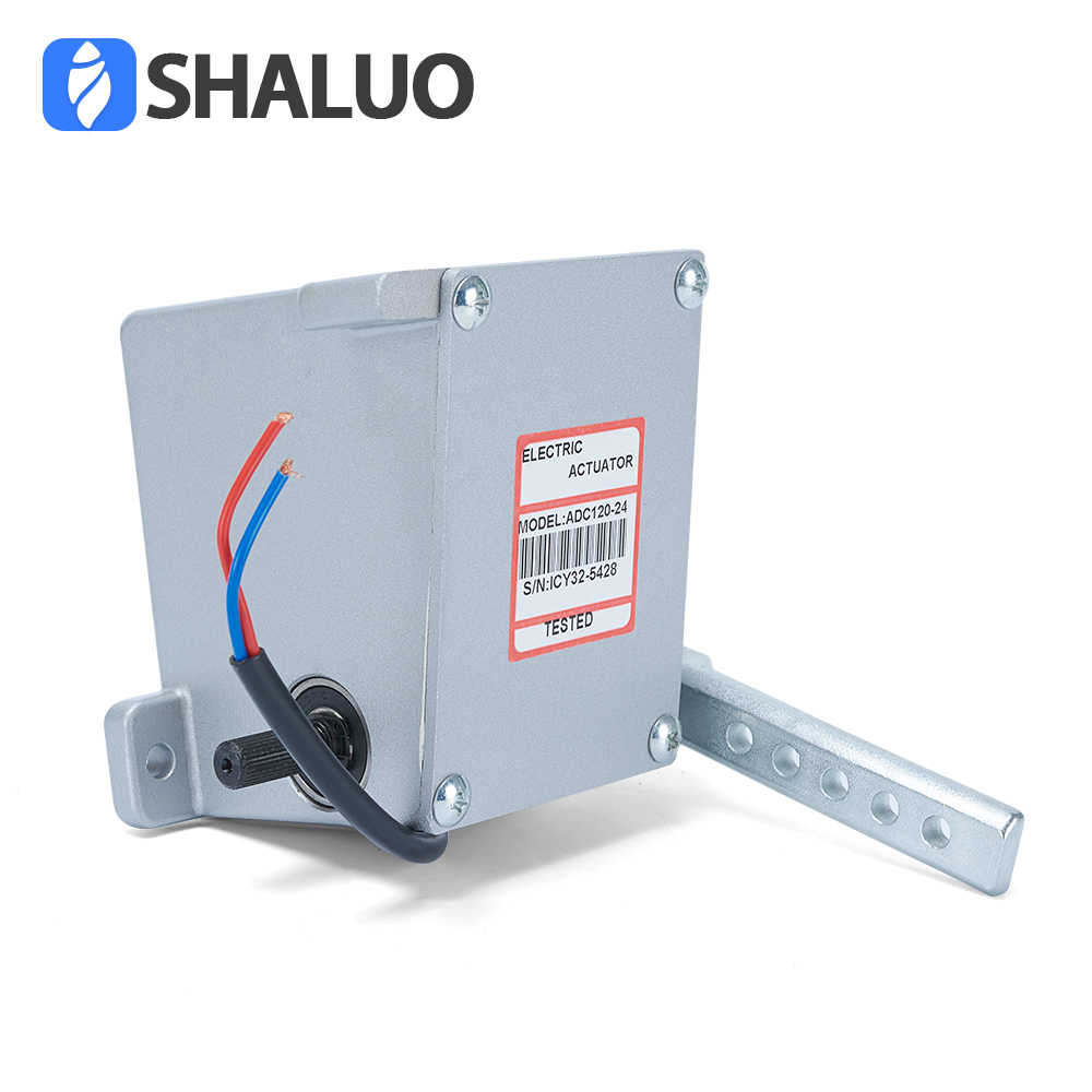 Actuator ADC120 12V Diesel generator part electric valve