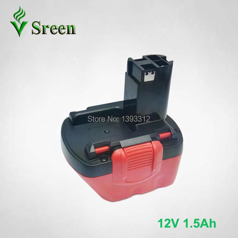 Power Batterie 12V 1.5Ah für BOSCH 2 607 335 262 2 607 335 274 2 607 335 273