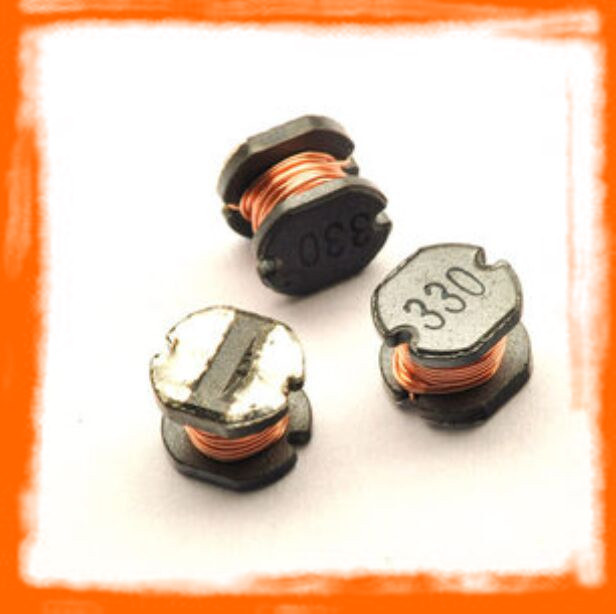 25pcs/lot M67B CD54 33UH SMD Power Inductor 330 Electronic Components Sell At A Loss USA Belarus Ukraine