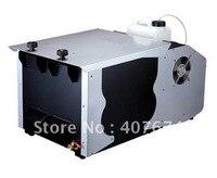 Rasha Hot Sale 1200W Ground Effect Dry Ice Fog Machine for Stage Club Hotels Special Effects DMX Smoke Machine
