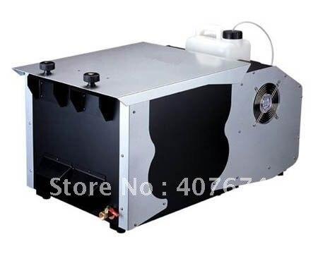 Rasha offre spéciale 1200 W effet de sol Machine à brouillard de glace sèche pour les hôtels de Club de scène effets spéciaux Machine à fumée DMX