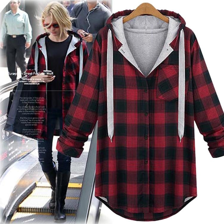 Aliexpress.com : Buy Basic Jacket 2016 New Plaid Jacket Fashion ...