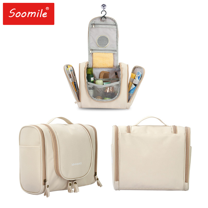 Soomile new High-quality Make up bag Travel