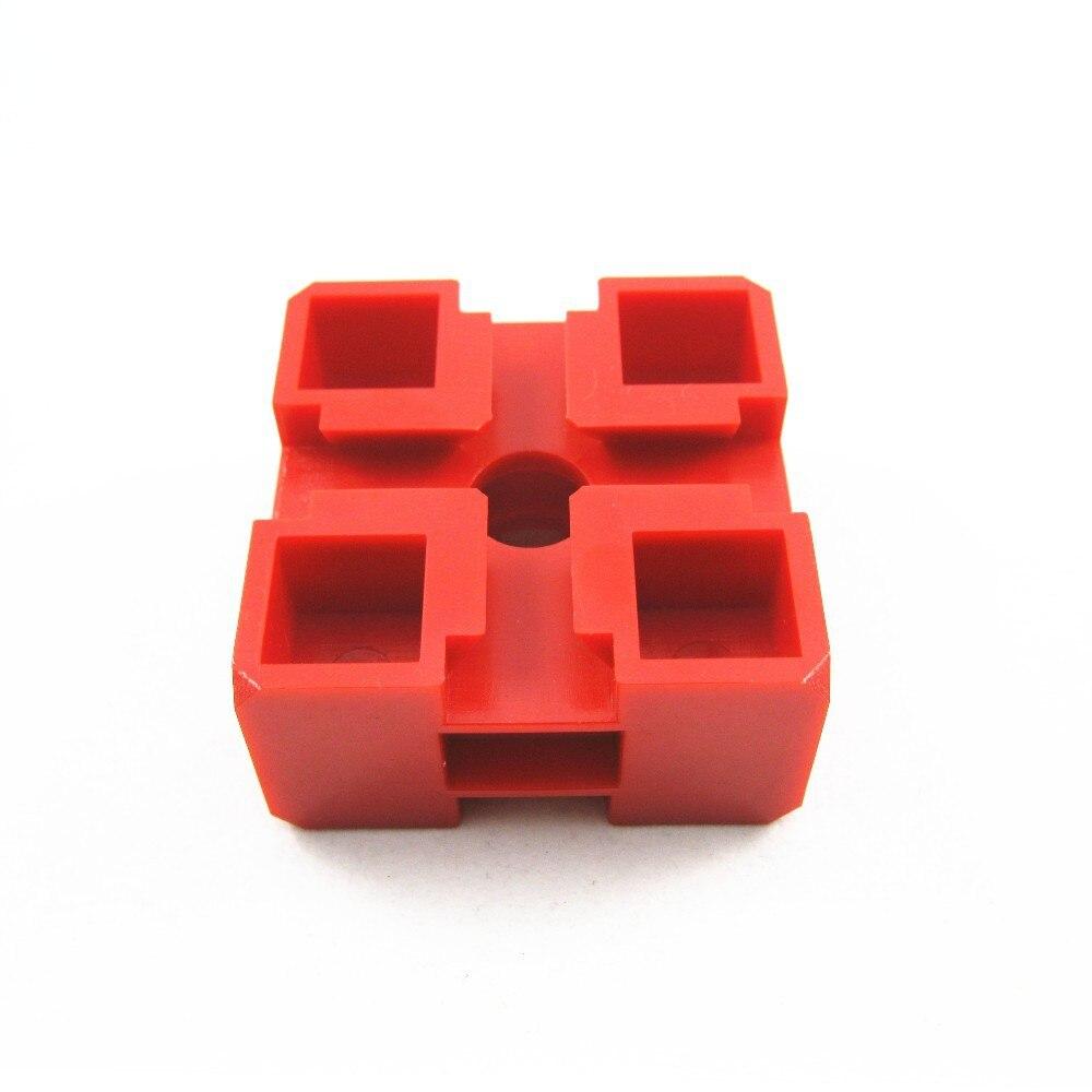Z030 plástico peça intermediária bloco central zhouyu a primeira ferramenta normal mini multiuso acessório da máquina